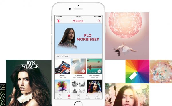 Apple Music découverte