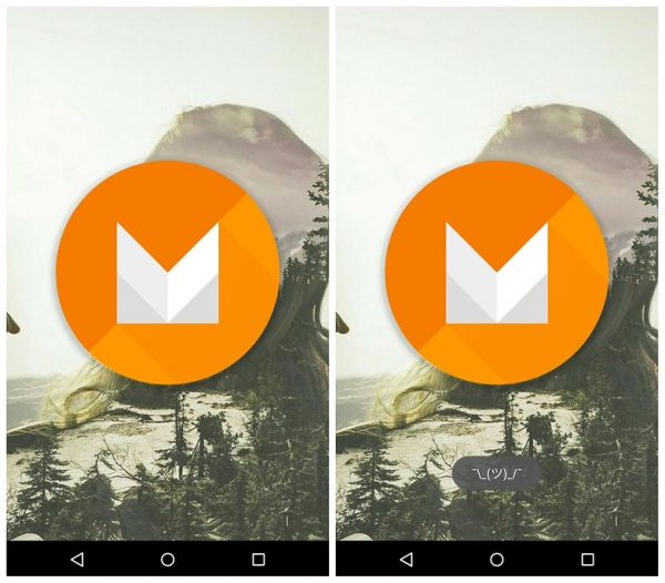 L'Easter Egg Android M