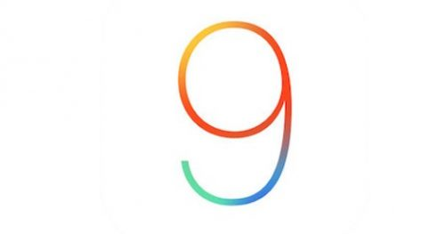 Logo iOS 9 d'Apple