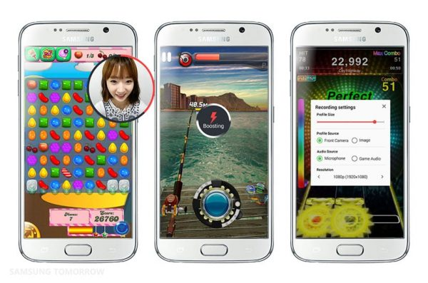 Samsung Game Recorder +, l'application d'enregistrment de jeu vidéo mobile
