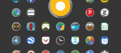 Pack d'Icônes Android