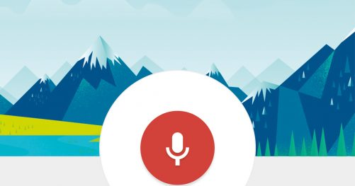 Google Now et les commandes vocales
