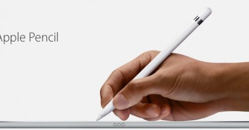 Test de l'Apple Pencil, le stylet iPad Pro