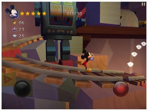 Castle of Illusion iOS
