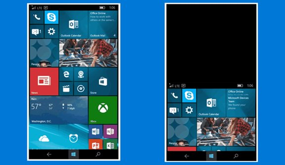 Windows 10 mobile mise a jour