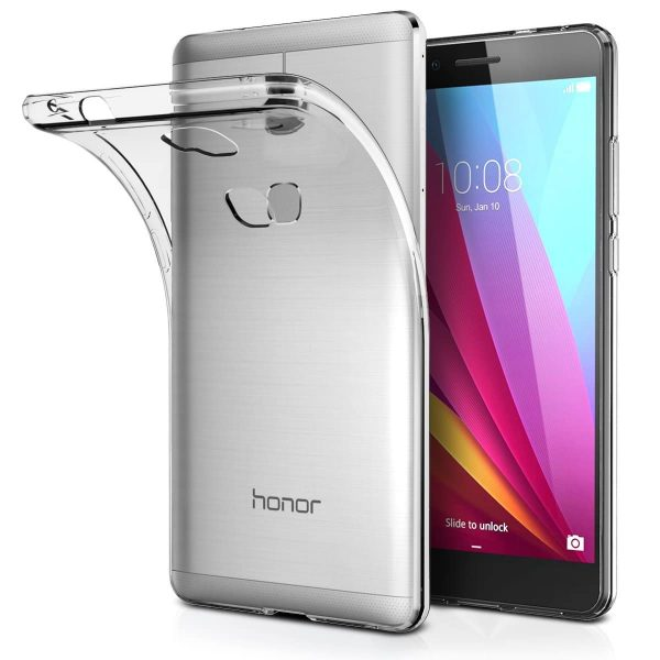 Coque silicone Honor 5X
