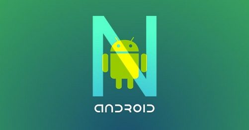 installer Android N preview