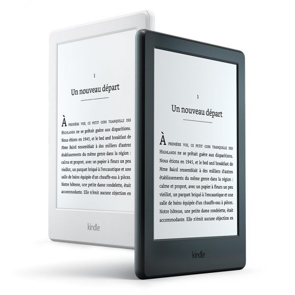 Amazon Kindle édition 2016