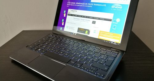 test du Dell Latitude 11