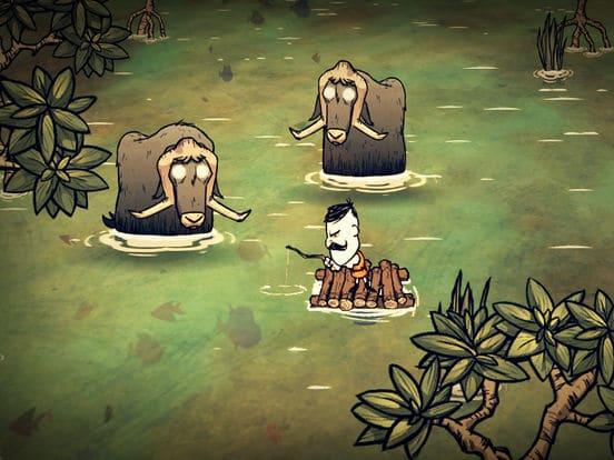 Don't Starve: Shipwrecked iOS