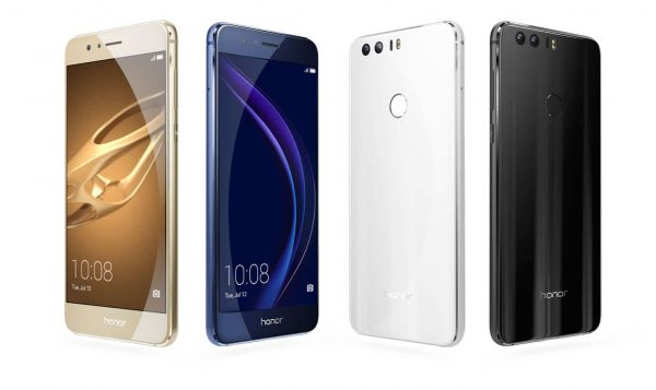 Honor 6X contre Honor 8
