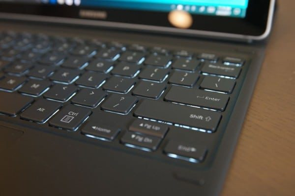 clavier samsung galaxy book