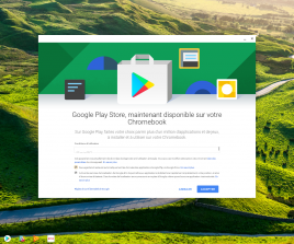 [Tutoriel] Installer le Play Store et les applications Android sur Chromebook