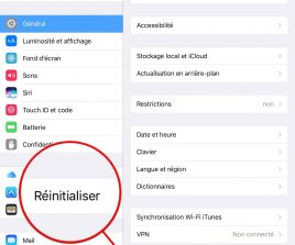 Comment réinitialiser correctement sa tablette Android ou iOS ?