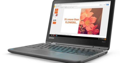 Lenovo Flex 11, un convertible sous Chrome OS