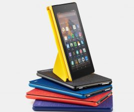 Fire HD 8 : Amazon renouvelle (légèrement) sa tablette phare