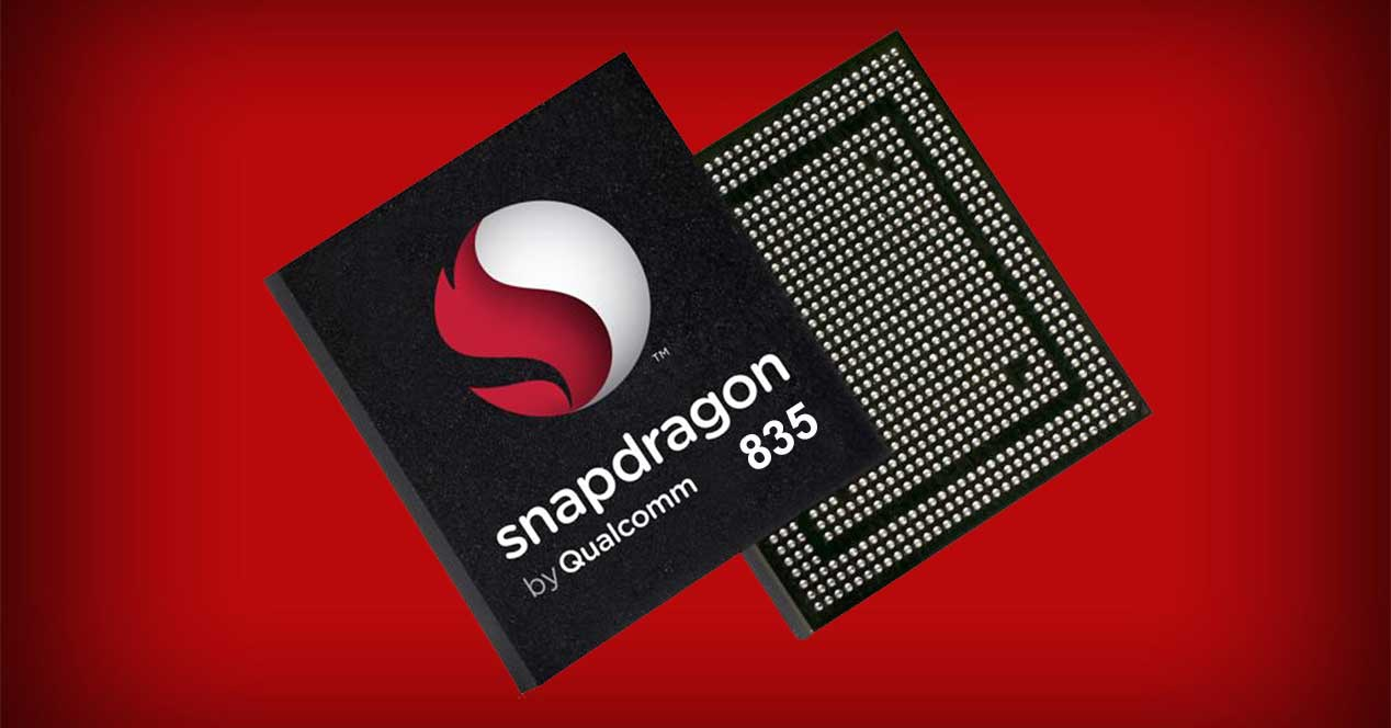 SoC Qualcomm Snapdragon 835 pour Oneplus 5