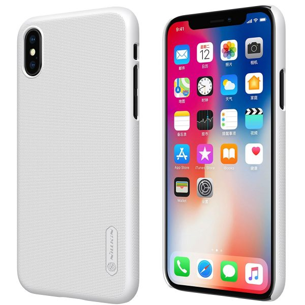 Coque Frosted Nillkin pour iPhone X