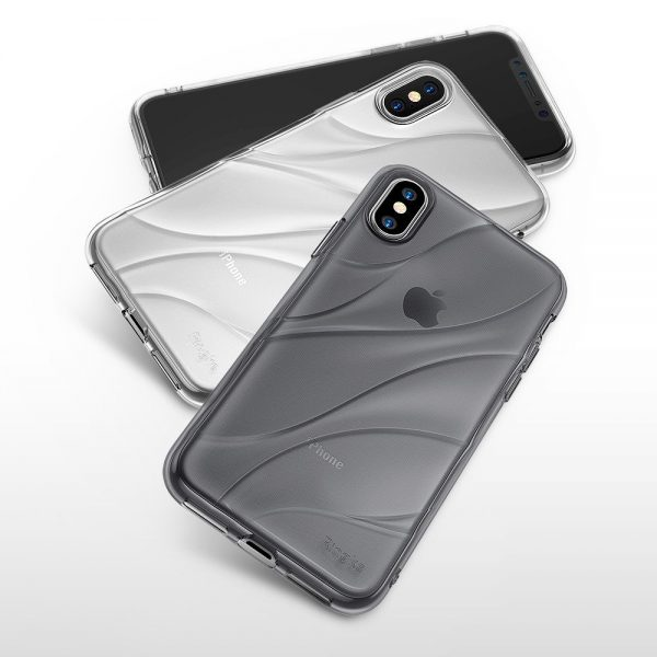 Coque protection iPhone X Ringke