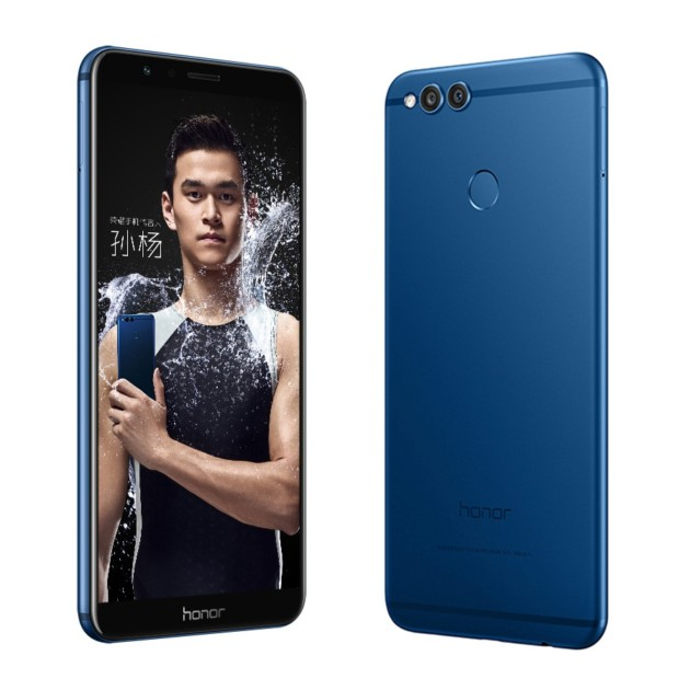 Smartphone Honor 7X