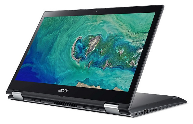 CES 2018 Acer Spin 3