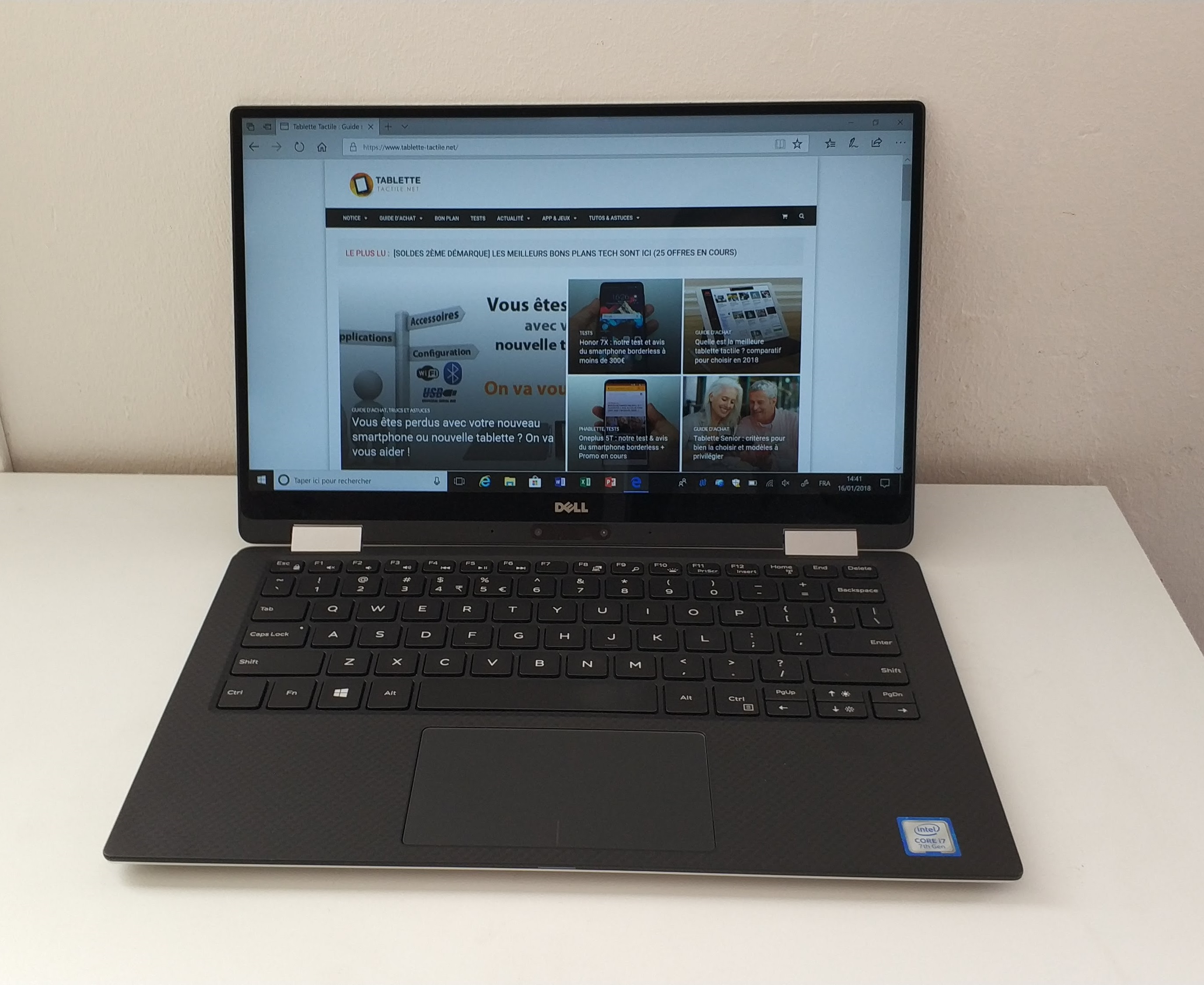 PC convertible Dell XPS 13