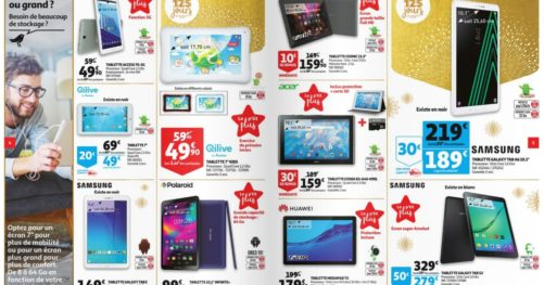 Catalogue Noël Auchan