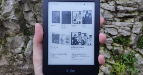 Test Kobo Clara HD