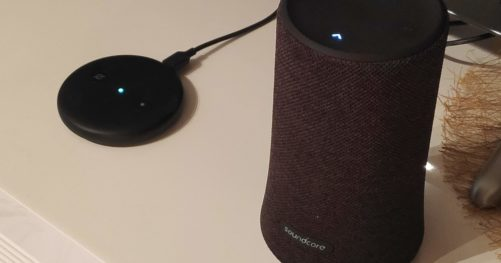 Amazon Echo Input et enceinte Bluetooth Anker