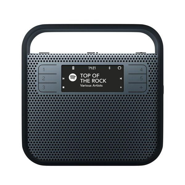 Triby radio connectée