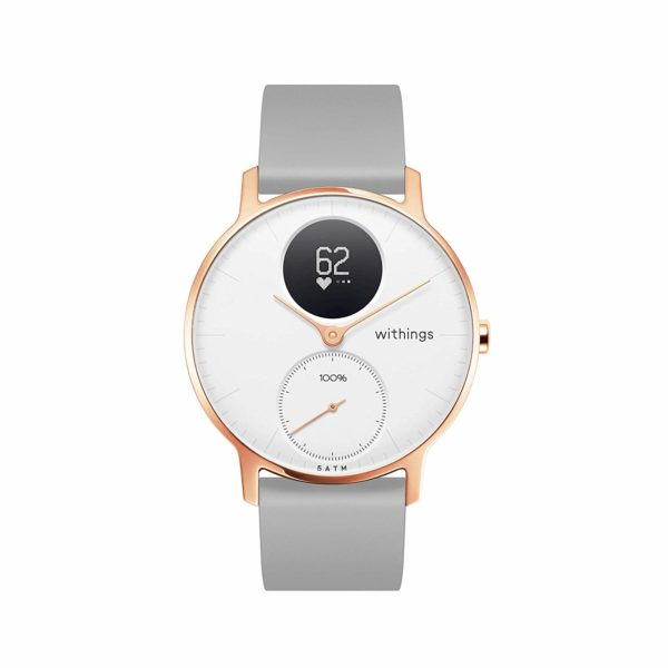 Montre connectée Withings Steel HR