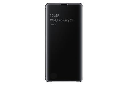 Etui Clear View Samsung Galaxy S10+