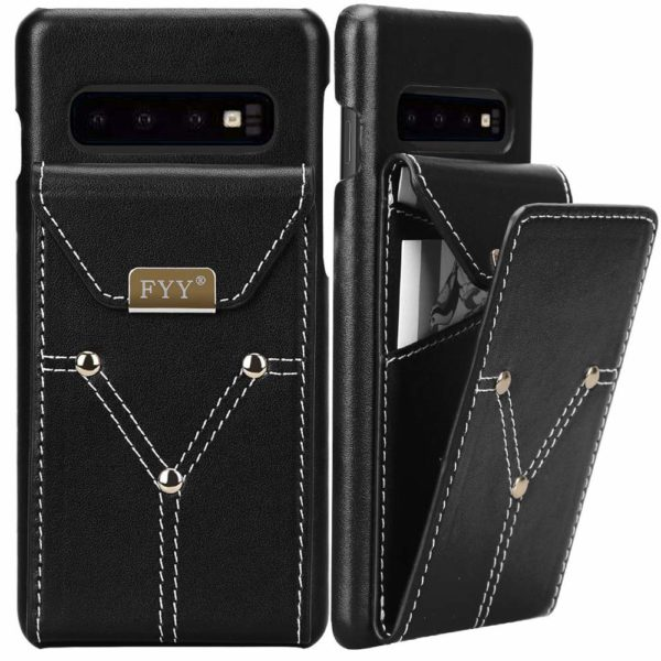 Etui portefeuille FYY Galaxy S10