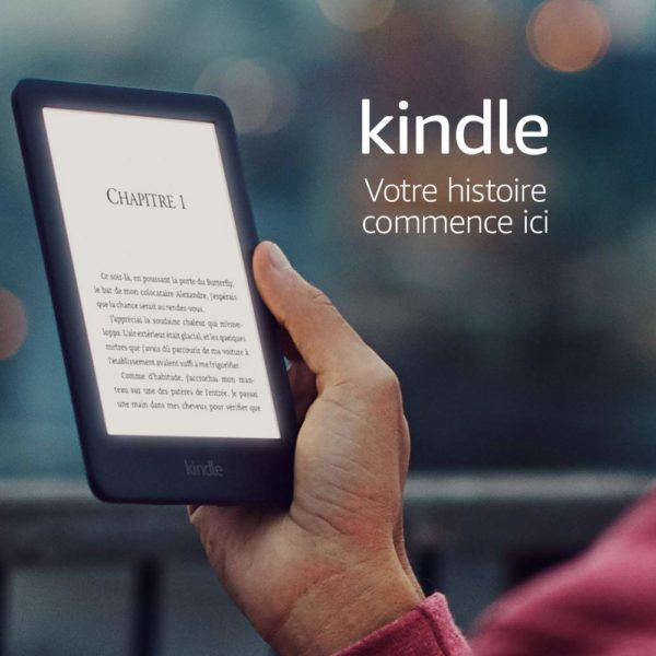 Liseuse Kindle 2019