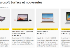 Offres Surface Microsoft
