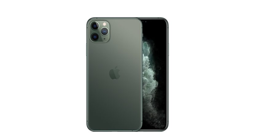 iPhone 11 Pro Max design