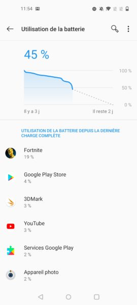 Batterie Oneplus 8