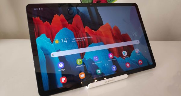 Test Galaxy Tab S7