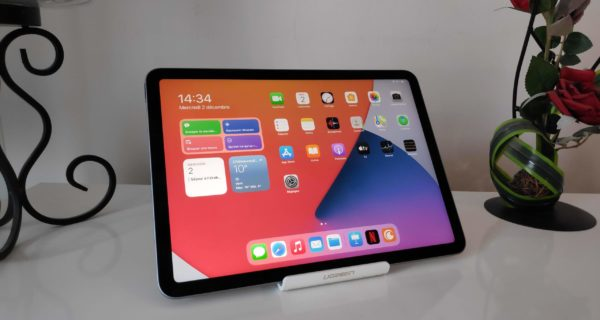 Test iPad Air 2020