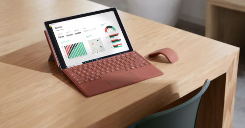 Surface Pro 7 Plus