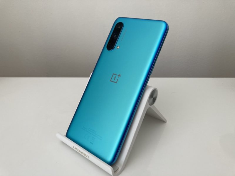 Dos Oneplus Nord CE 5G